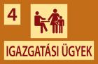 Igazgatási ügyek - 4. számú iroda